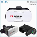 Super Fashion 3D VR Virtual Reality glasses for Sony z5 z4 z3 galaxy C9pro S6/S7 edge