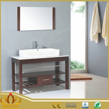 free standing bathroom vanity unit for small bathrooms RA003