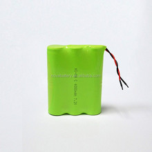 7.2v 4000mah ni-mh battery pack