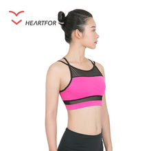 2018 Popular Style Girl Seamless Sexy Bra For Women Nude Yoga Sports Bra