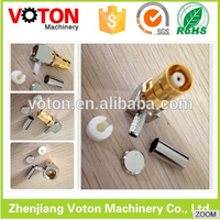 1.6 5.6 male L9 rightangle crimp type 90 Degree electrical connector
