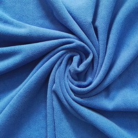100% Polyester microfiber towel fabric in roll
