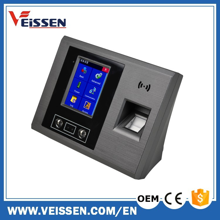New Design Fingerprint & Card door access control & face recognition