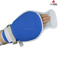 air mesh medical Restraint gloves for mental patient,senile dementia patient prevent accidental extubation Scratch themselves