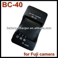 BC-40 Charger for NP-40,D-Li8,SBL-0737,0837 Battery