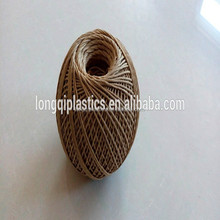 plastic polypropylene baler twine prices/agricultural hay baling twine thread for sale