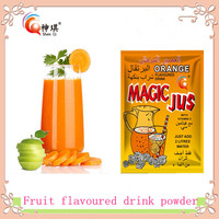 INSTANT DRINK POWDER Orange Flavour 5g Bag
