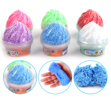 Novelty Promotional DIY Intelligent Modelling Snow Putty