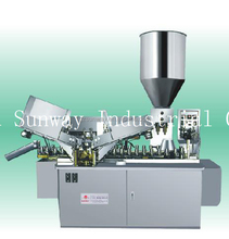 Cream Filling and Laminated Tubes Sealing Machine