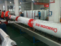 China Top Brand :Sunmine Equipment solar production line End cover press machine for solar water heating machine
