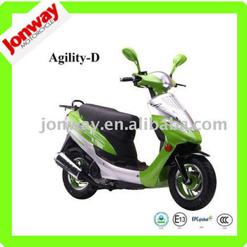 50cc eec scooter Agility-D
