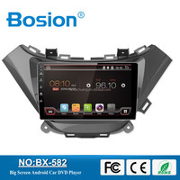 Rear Camera Input Touch Screen Car DVD player for Chevrolet Malibu Android Car Stereo Radio GPS Navi with Bluetooth 3G
