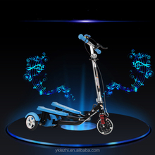 3 wheel music child scooter for kids