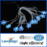 XLTD-120 Cixi Landsign 2015 new Christmas light decorative holiday living lights series 3d train christmas rope light