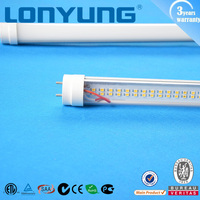 2015 led light kit aluminium tube body enclosed by G13 socket high lumen bulb direct replace old tube without rewiring