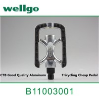 Wellgo moped bicycle pedal cheap parts for bike pedal wholesale