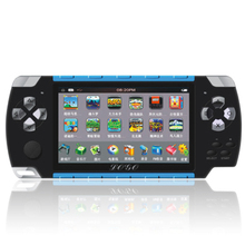 New 4.3inch MP5 Games free Download MP5 game Player AS-800