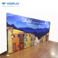 Custom Display Printing Backdrops Photo Booth Studio Indoor Fabric Background Stand Backdrop