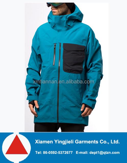 Fashion Ski Jacket High Level Quality Custom Men Ski Jacket Top Quality, man snowboard wear of korea