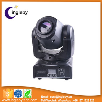10W led sharpy moving head light with beautiful patterns