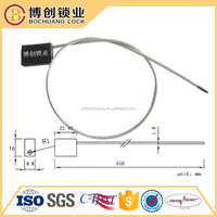 Customized Wire Lead cable securoty Seal For Multi Purpose