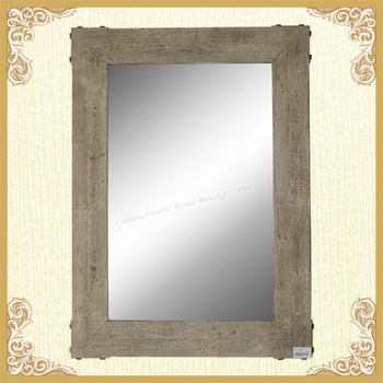 Hall wall mirror personalized