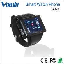 Vondo AN1 Android 4.1 Dual Core 2.0 Inch Touch Screen Smart Watch Cell Phone WIFI Watch Mobile Phone 2.0 MP FM GPS