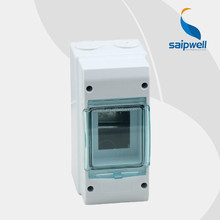 Saip / Saipwell High Quality Breaker Switch Distribution Box with CE Certification 1WAY-24WAY