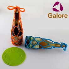 Cheap Price Portable Silicone Rubber Drink Water Sports Bottle Carrier