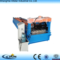 automatic roof tile making machine/south africa tile roofing machine