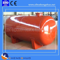 Zibo vertical/horizontal type petrol fuel storage tank oil storage tank for sale