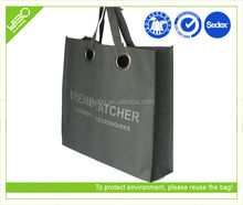 Customized non woven reuse grocery shopping bags china bags manufacturer