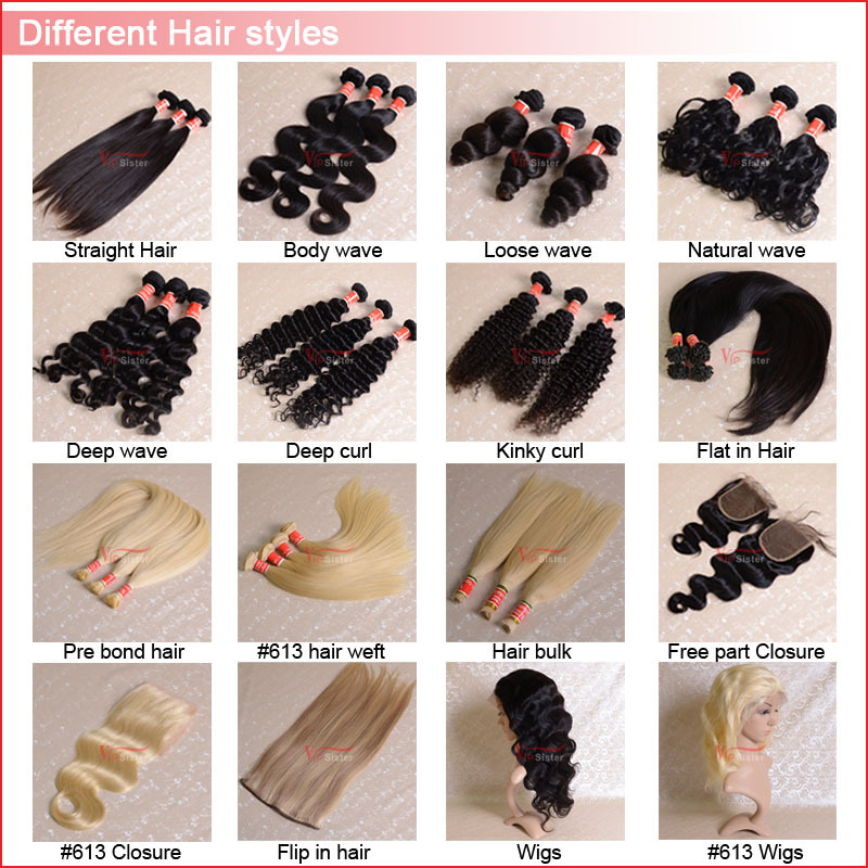 4x4 ,5x5x,13x4,13x2 free parting virgin hair bundles with brazilian hair lace closure