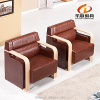 pictures of comfort room design import furniture leather sofa from china L8015