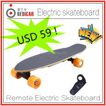 Bedicar electric skateboard