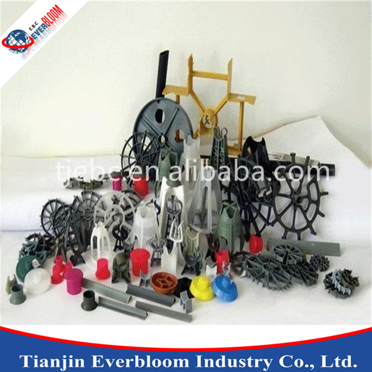 Plastic Rod Chair With Base/ Concrete Bar Chair/Rebar Spacer