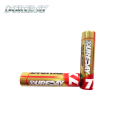 High drain 10 years storage 2700mah alkaline battery