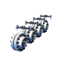 China cheap utility orifice plate flowmeter flow meter throttling