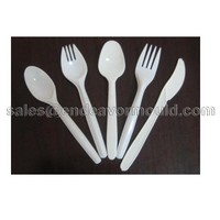 Top-rated supplier injection plastic knife and fork mould buyer