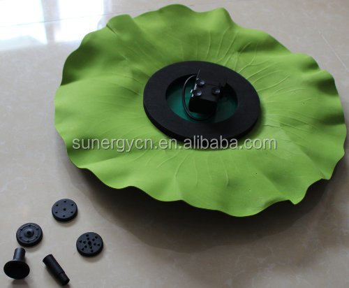 Solar Charged Fountain Made In china With Cheap price
