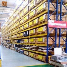 Cold Rolled Steel Selective Adjustable Beam interlake pallet rack