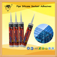 Trade Assurance Pipe Silicone Sealant Adhesives Use For Glas/Plastic