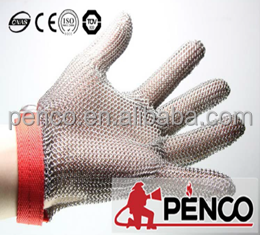 aluminum gloves protect cutting safety wear