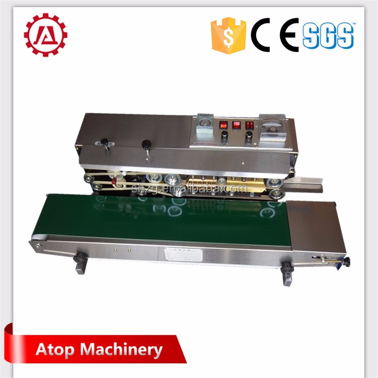 Shanghai factory directly sale Atop high quality sealing machine low price
