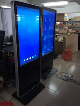 double sided tv led advertising digital display board digital menu board design