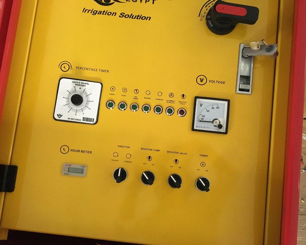Interlligent Main Control Panel For Center Pivot Irrigation System Wiring Diagrams 2 Box
