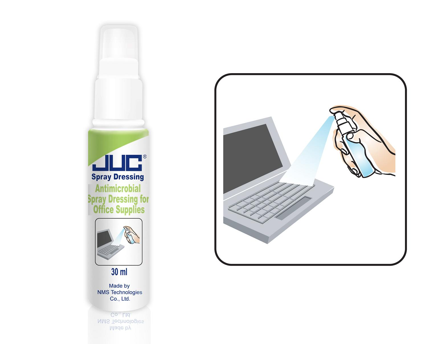 New product Nano Antimicrobial Cleaner For Office Products