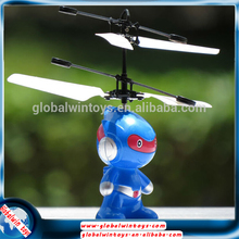 Plastic radio control flying toy type,HY830 astronauts aircraft with accelerated speed control