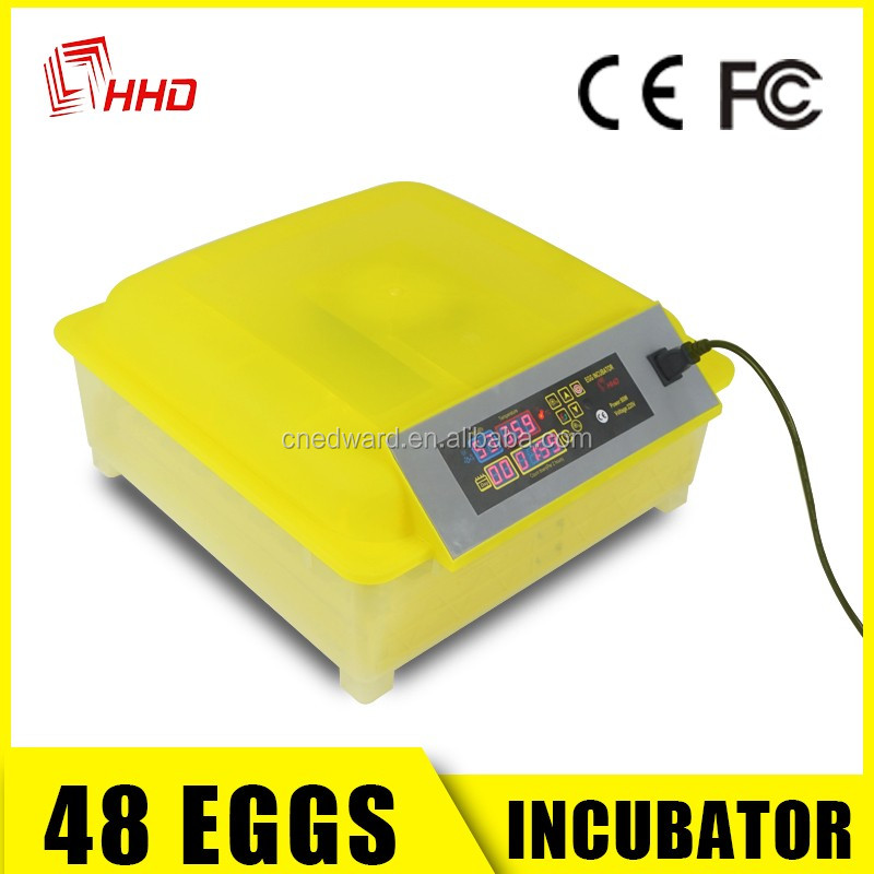Best popular automatic hot sell chicken egg incubator spare parts for sale in tanzania HHD
