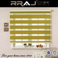 cheap waterproof zebra roller blinds window curtains